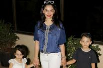 Photos: Celebrity kids attend Sanjay Dutt's twins' birthday bash