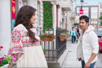 'Dilwale' stills: Varun Dhawan confesses his love for Kriti Sanon in foot-tapping number 'Manma Emotion Jaage Re'