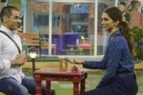 'Bigg Boss 9', day 42: Aman bids adieu; Deepika Padukone bonds with housemates