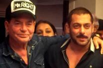 Salman Khan celebrates dad Salim Khan's 80th birthday with ex-girlfriend and family