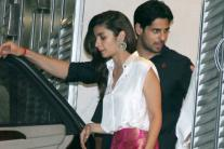 Photos: Alia Bhatt attends Hrithik Roshan's Diwali bash with alleged beau Sidharth Malhotra
