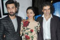Bollywood stars attend the success bash of Imtiaz Ali's  'Tamasha'