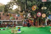 In photos: Bharat Rang Mahotsav lights up the campus of National School of Drama