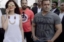 In Photos: Salman Khan, Anushka Sharma, Shilpa Shetty attend Arpita Khan's baby shower