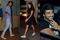 Arjun Kapoor, Riteish Deshmukh, Mandana Karimi attend Ekta Kapoor's party