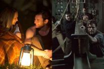 Hollywood Friday: It's historical disaster drama vs romantic drama this week