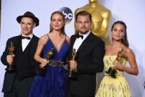 Oscars 2016: Meet the winners