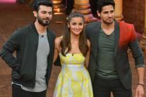 StarGaze: Alia Bhatt, Sidharath Malhotra, Fawad Khan promote 'Kapoor and Sons', Akshay Kumar enjoys a family outing