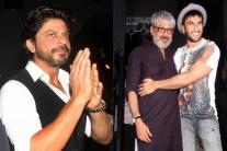 Devdas to Bajirao: Bollywood turns up to wish Sanjay Leela Bhansali on his National award win