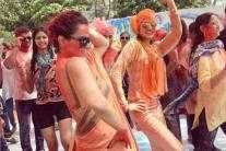 Abhishek Bachchan, Priyanka Chopra, Kangana Ranaut: Here's how your favourite stars celebrated Holi this time