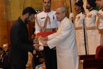 Padma awards: Ajay Devgn, Anupam Kher, Saina Nehwal and other receive state honours