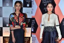 Aditi Rao Hydari to Shriya Saran: Stars dazzle at LFW red carpet