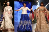 Sonakshi Sinha, Aditi Rao Hydari, Bhumi Pednekar: Celebrities turn showstoppers for ace designers at LFW 2016