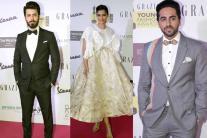 Sonam Kapoor, Fawad Khan, Ayushmann Khurrana: Stars dazzle at a fashion extravaganza