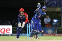 In Pics: Mumbai Indians vs Delhi Daredevils, IPL 9, Match 47