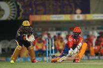 In Pics: Kolkata Knight Riders vs Gujarat Lions, IPL 9, Match 38