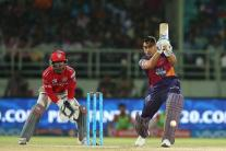 In Pics: Pune vs Punjab, IPL 9, Match 53