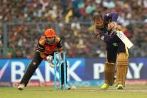 In Pics: Kolkata vs Hyderabad, IPL 9, Match 55