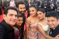 Cannes 2016: Russel's Selfie Moment, Aishwarya-Sonam's picks steal the show