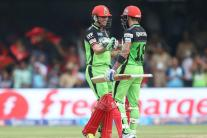 In Pics: Royal Challengers Bangalore vs Gujarat Lions, IPL 9, Match 44