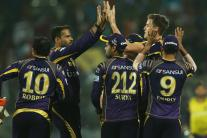 In Pics: Sunrisers Hyderabad vs KKR, IPL 9, Eliminator