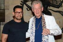 When Bollywood met Sir Ian McKellen in Mumbai