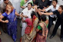 Silence of Bengal Voters a Signal to Mamata