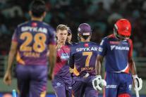 In Pics: Pune Supergiants Vs Delhi Daredevils, IPL 9, Match 49
