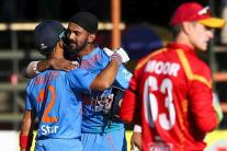 Zimbabwe Vs India, 2nd T20I