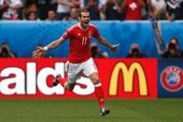In Pics: Switzerland, Wales Win; England Held in Euro 2016