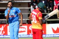In Pics: Zimbabwe vs India, 2nd ODI at Harare