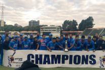 India Beat Zimbabwe to Clinch T20I Series 2-1