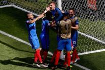 Belgium, Germany, France Enter Quarters With Easy Wins in Last 16