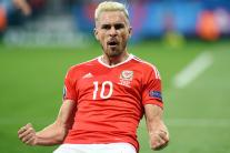 Wales Thrash Russia to Top Group; England Reach Last 16