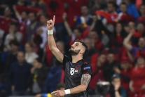 France-Switzerland Draw; Albania Win