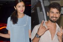 Alia Bhatt, Shahid Kapoor Attend 'Udta Punjab' Success Bash