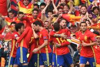 In Pics: Spain, Italy Win; Sweden Held in Euro 2016