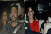 Iulia Vantur, Katrina Kaif Join Salman Khan For 'Sultan' Screening