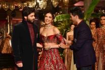 India Couture Week 2016: Manish Malhotra Recreates the Magic of Persia