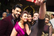 Inside Divyanka Tripathi-Vivek Dahiya's Grand Mumbai Reception
