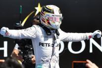 Mercedes and Lewis Hamilton Conquer British Grand Prix 2016