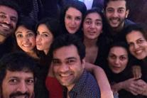 Katrina Kaif Rings In Her Birthday With Alia, Siddharth, Karan Johar