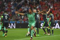 Ronaldo Takes Portugal to Euro 2016 Final