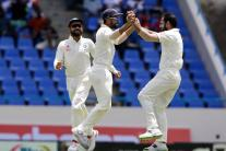 West Indies vs India, 1st Test, Day 3