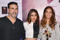 Big B, Shilpa Shetty Join Akshay Kumar, Ileana D'Cruz for Special Screening of Rustom
