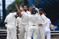 West Indies vs India, 4th Test, Day 1
