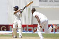 West Indies vs India, 2nd Test, Day 3