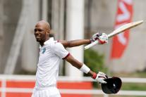 West Indies vs India, 2nd Test, Day 5