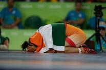 Rio 2016: Sakshi Malik Opens India's Medal Account With a Bronze