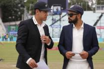 India vs New Zealand, 2nd Test, Day 1 in Kolkata